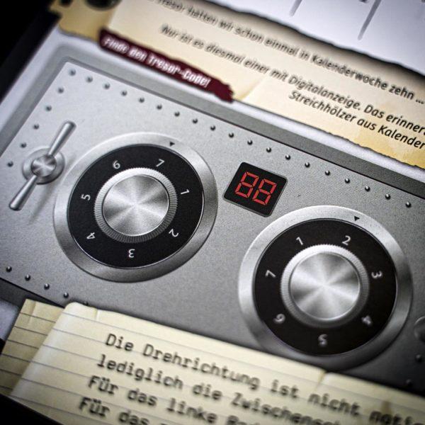 ESCAPE-Game-Wochenkalender 2022 - Der Schnitter -Dysturbia